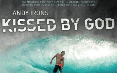 BIG WAVE SURFER COTTY TO HOST NORTH DEVON CHARITY SCREENING OF ANDY IRONS: KISSED BY GOD