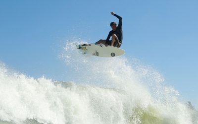 WSL air tour for Quik Pro France and the Ranch
