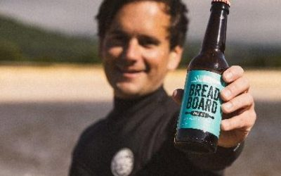 Iceland develop new beer that cuts food waste and raises funds for Surfers Against Sewage