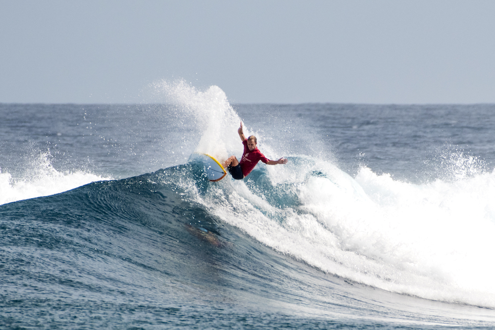 Epic day at Sultans for Four Seasons Champions Trophy single fin