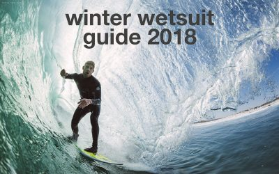 Carve winter wetsuit guide 2018