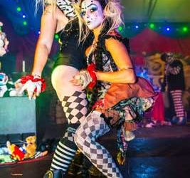 The Halloween Masked Ball returns with Voodoo