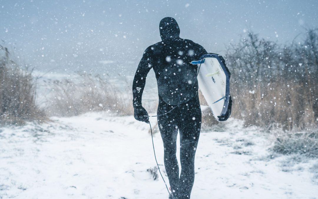 Winter wetsuit accessories guide 2018