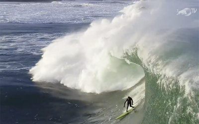 Mullaghmore roars…
