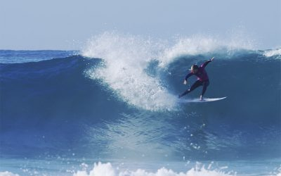 Steph Gilmore … South Africa