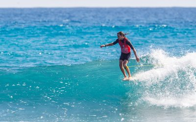 Sawyer Claims World Longboard Champs at Taiwan Open of Surfing