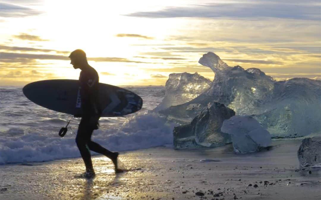 Chasing Arctic Swells…