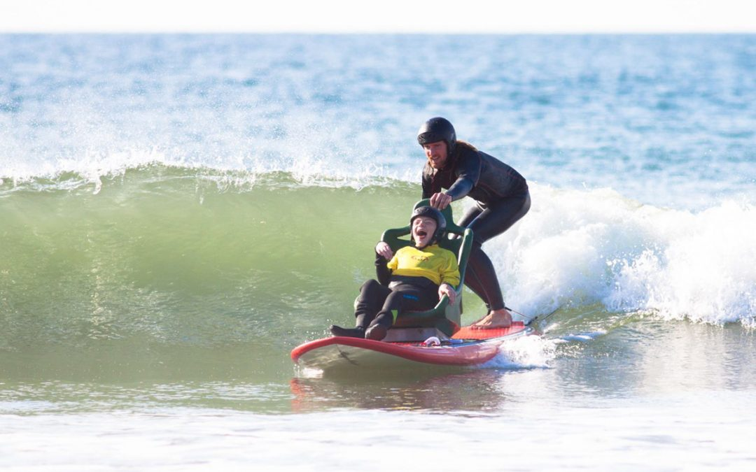Surfability, Inclusive and adaptive surf school