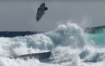 Mason Ho and the Asymmetrical surfboard