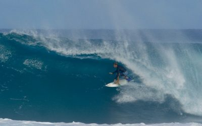 Conner and Parker Coffin North Shore fun…