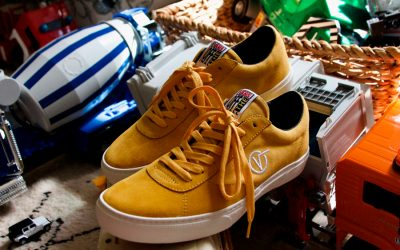 Win a pair of the new Vans Paradoxxx
