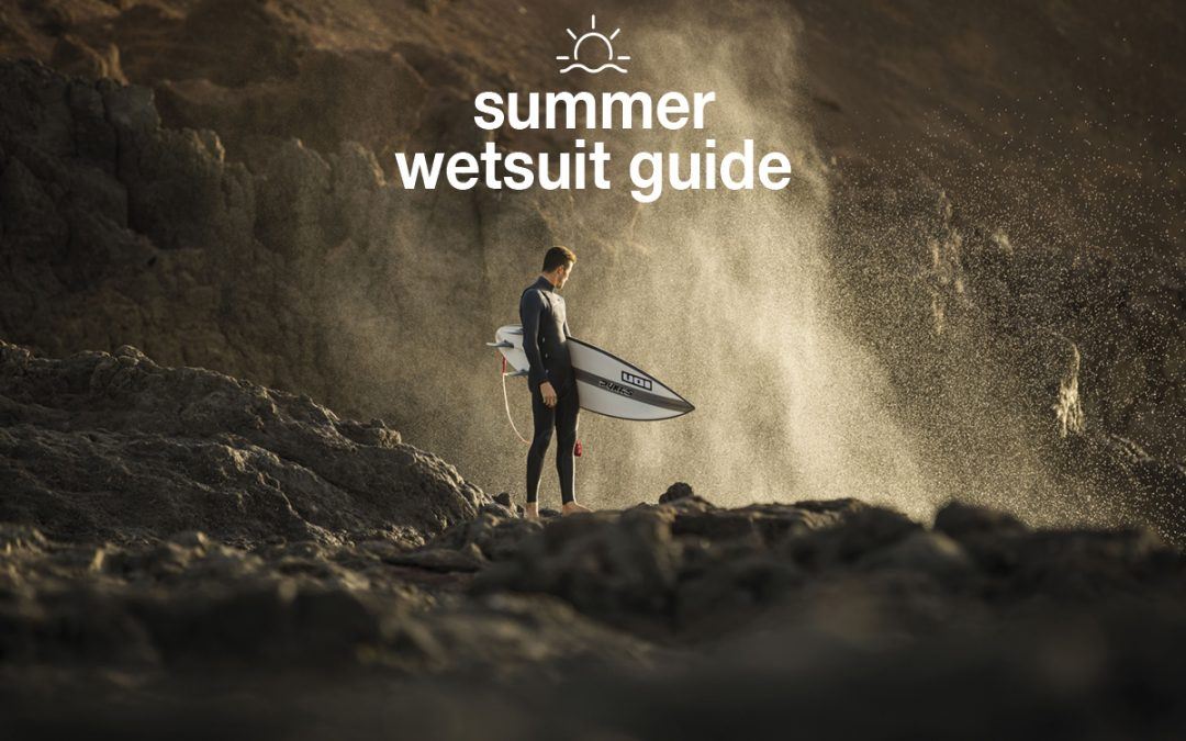 Summer Wetsuit Guide 2019