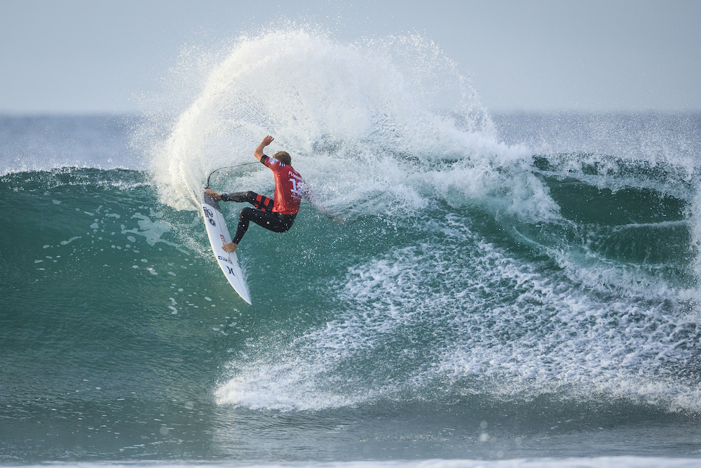 """Wildlife' breaks and upsets as Rip Curl Bells returns"