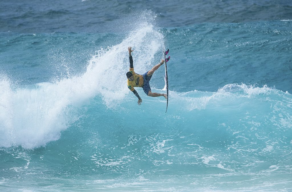 Quiksilver Pro Day One…
