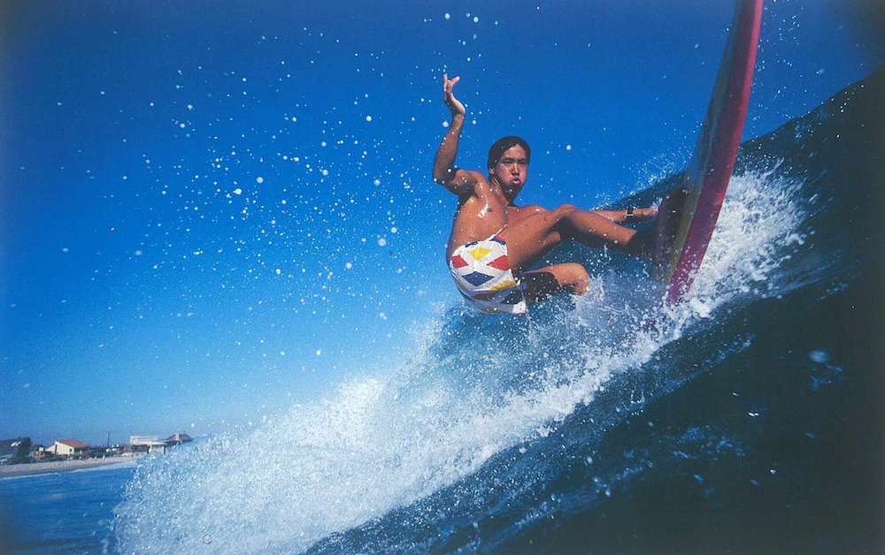 Quiksilver bring back classic retro boardies - you and your wingman can own them