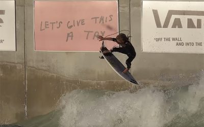 12 year old Jackson Dorian surfs better than you
