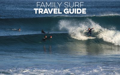Carve Family Surf Travel Guide