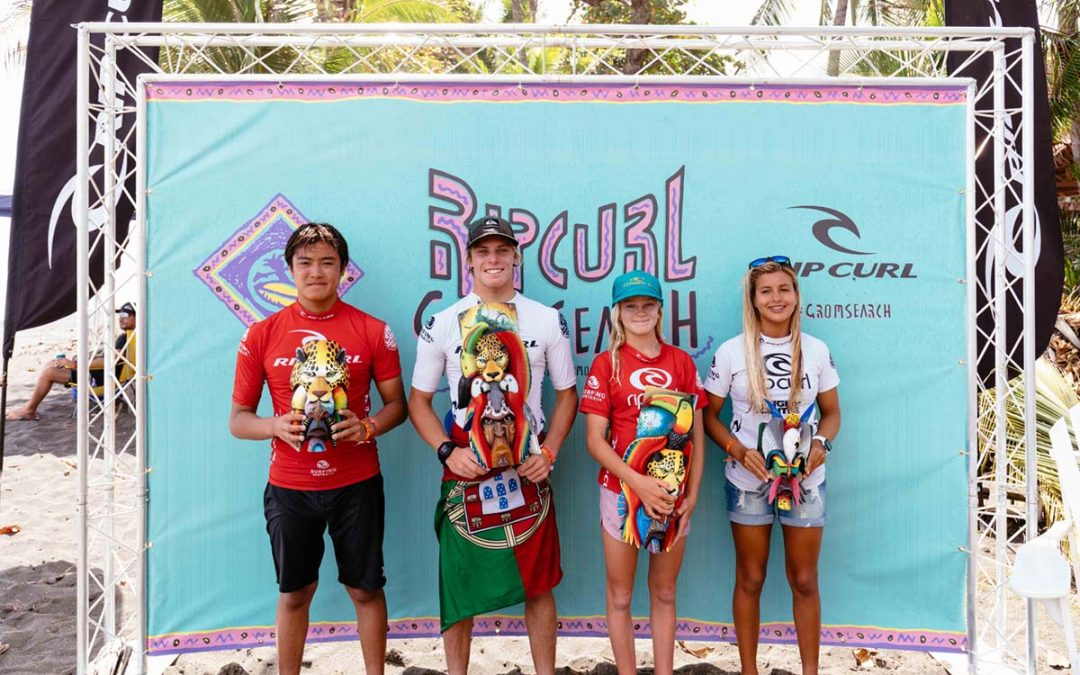 Rip Curl Grom Search International Wraps Up
