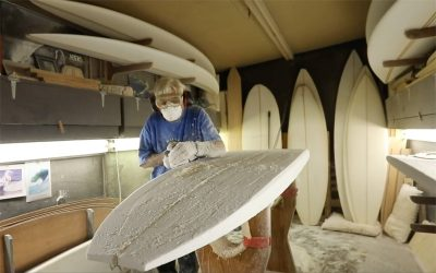 Decades of Aloha with shaping legend Dick Brewer