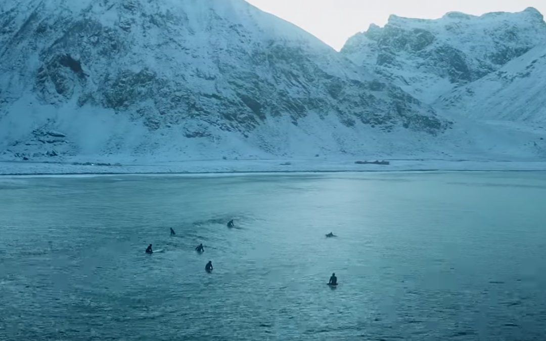 Surfers of Lofoten⎢The First Addicts