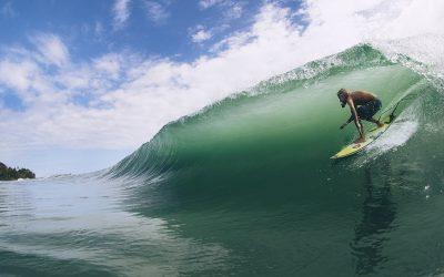 In and Around Water, Episode 1: Panama. Filipe Toledo, Yadin Nicol and Barron Mamiya seeking all the fun.