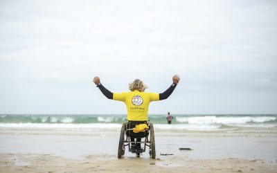 Adaptive surfing legends of 2019 are crowned!