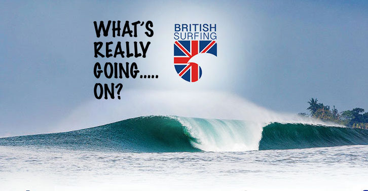 What's really going on? Britsurf answer the hard questions behind the biggest controversy in British competitive surfing for years.