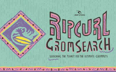 Rip Curl Grom Search 2019 UK Series