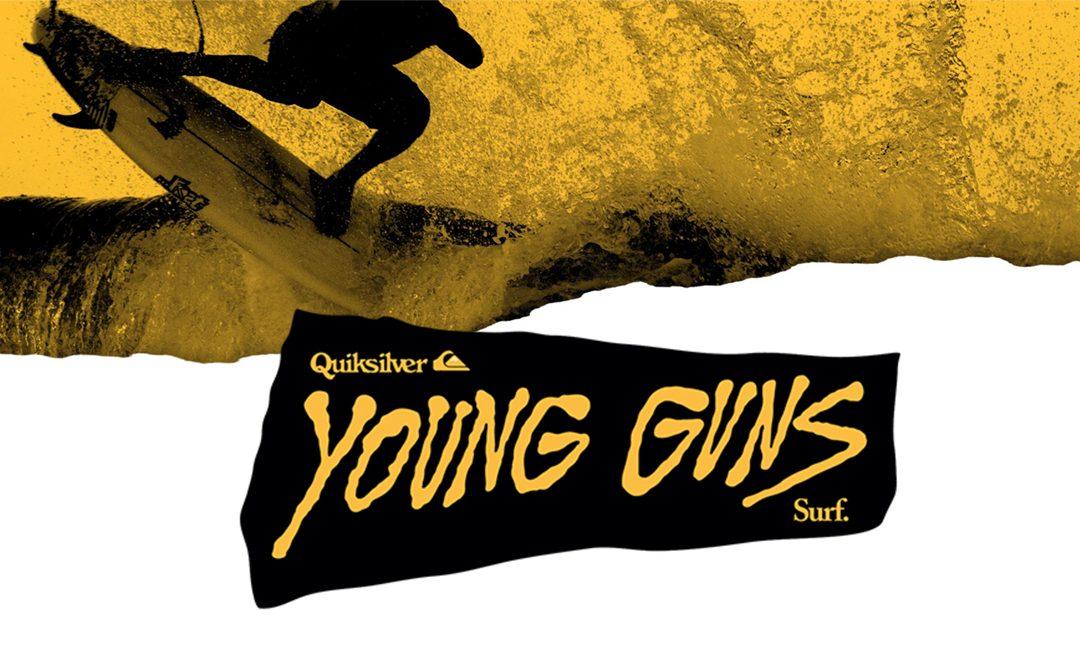 QUIKSILVER YOUNG GUNS 2019