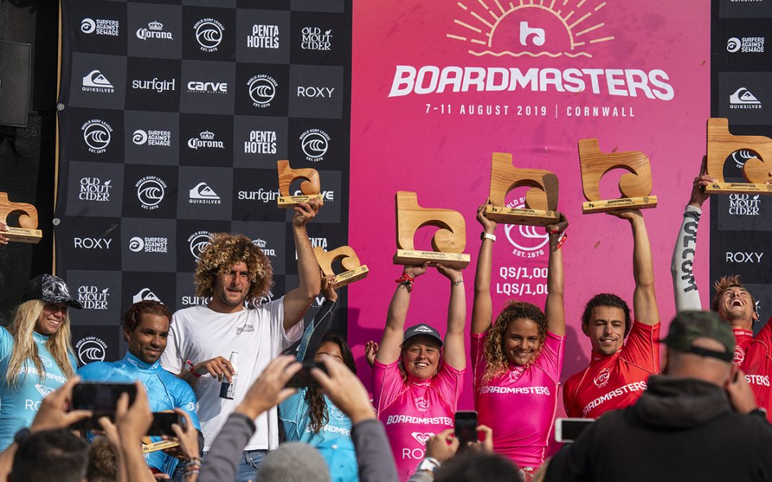 Boardmasters champions decided…