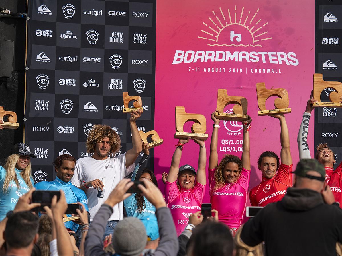 Boardmasters champions decided... - Carvemag.com