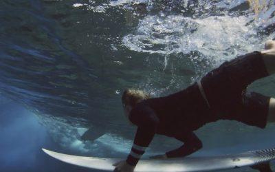 Tahiti from Below | Underwater footage of John John, Koa Smith, and Bruce Irons
