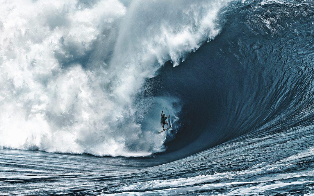 White Rhino… A big wave surfing documentary.