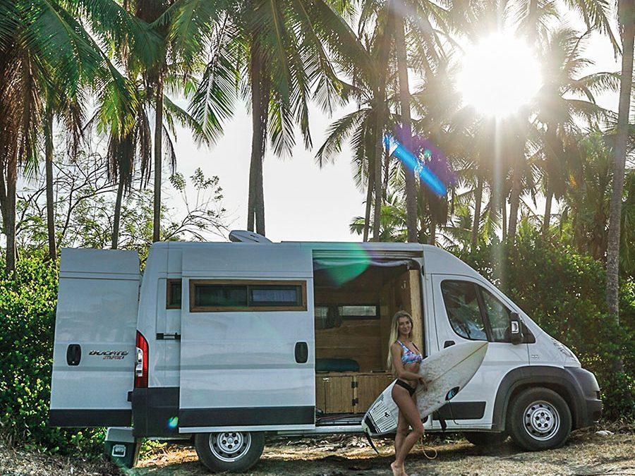 Carve Campervan Travel Guide 2019