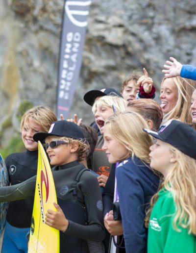 Grom Search selfie session