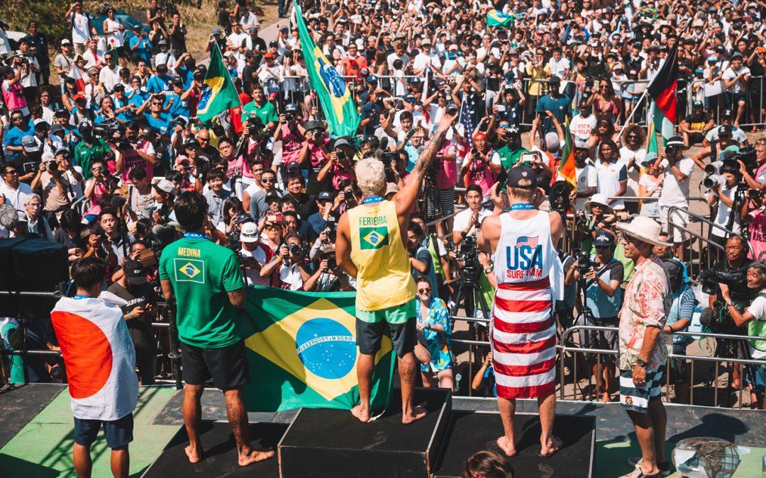 2019 ISA World Surfing Games