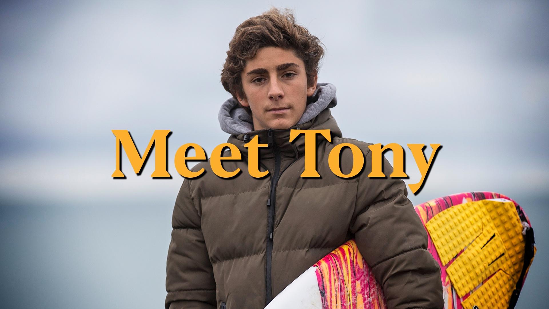 """""""Meet Tony"""" - Carvemag.com"""