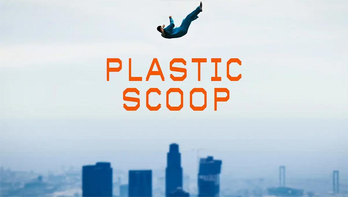 Plastic Scoop - Carvemag.com
