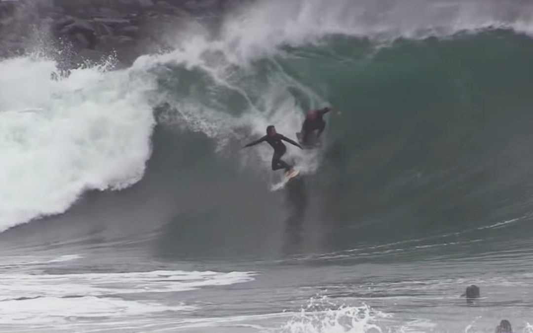The Wedge – BIGGEST Day of 2019
