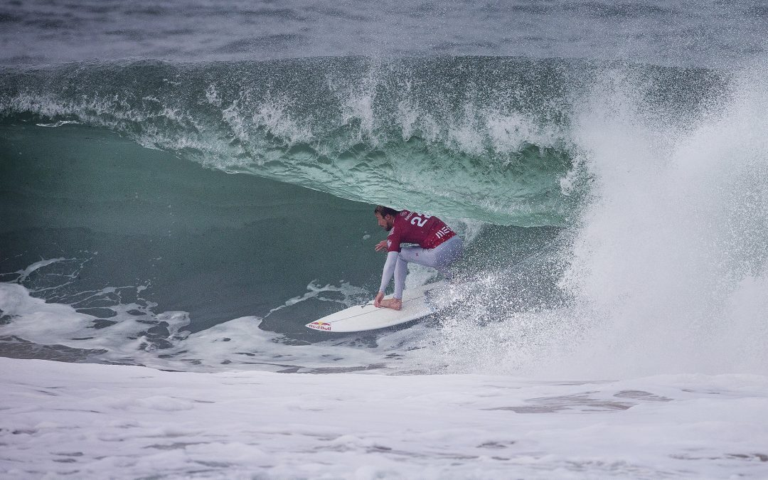 Rip Curl Pro Portugal Day 1.