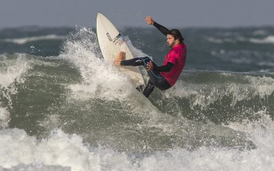 JAY QUINN & ELLIE TURNER WIN SURFACED PRO SURF EVENT