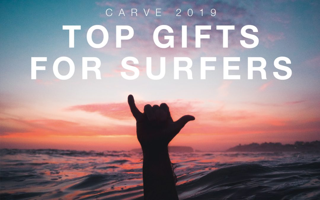 Top gift ideas for surfers
