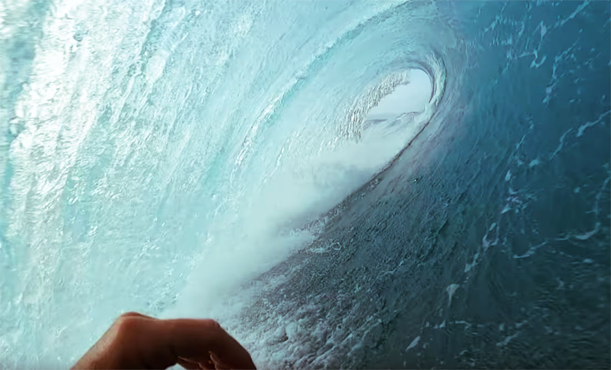 Front seat action at OTW with Nathan Florence - Carvemag.com
