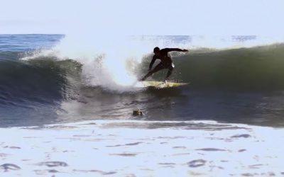 Tom Curren Surfing Rincon