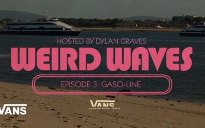 Weird Waves –  Gaso-Line (Portugal)