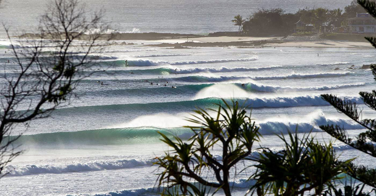 The Gold Coast World Surfing Reserve to be protected by legislation.