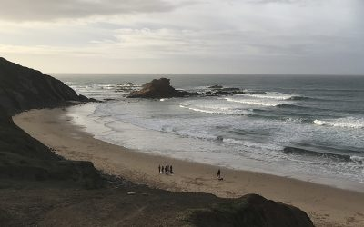 Grom squad training in Portugal