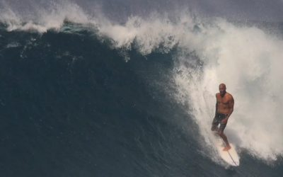Kelly Slater's North Shore sessions from the lens of Jack Coleman…