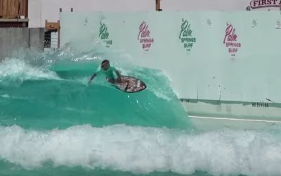 Wave pools & winches