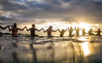 The Paddle Out